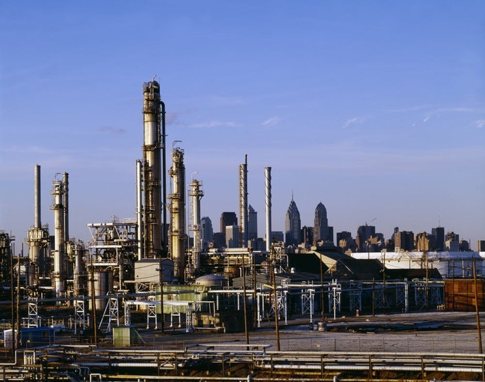 philly-oil-refinery