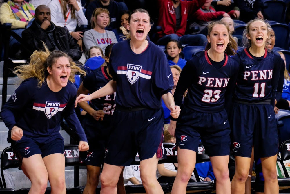Penn women's basketball schedule sets stage for anticipated season