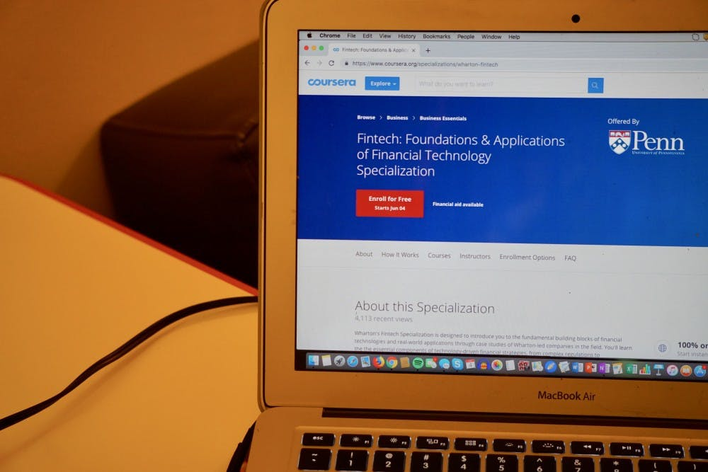 Wharton establishes new online courses at the intersection of