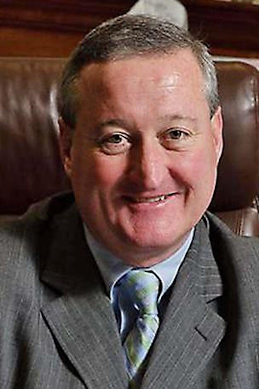 <p>Presumptive Mayor of Philadelphia<strong>Jim Kenney</strong></p>