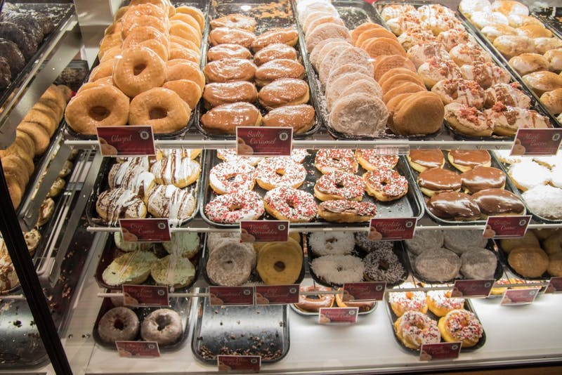 Beiler's Donuts Opens On Campus
