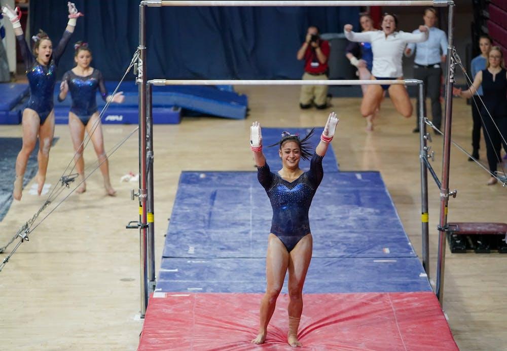 3-1-2021-womens-gymnastics-sydney-kraez-chase-sutton