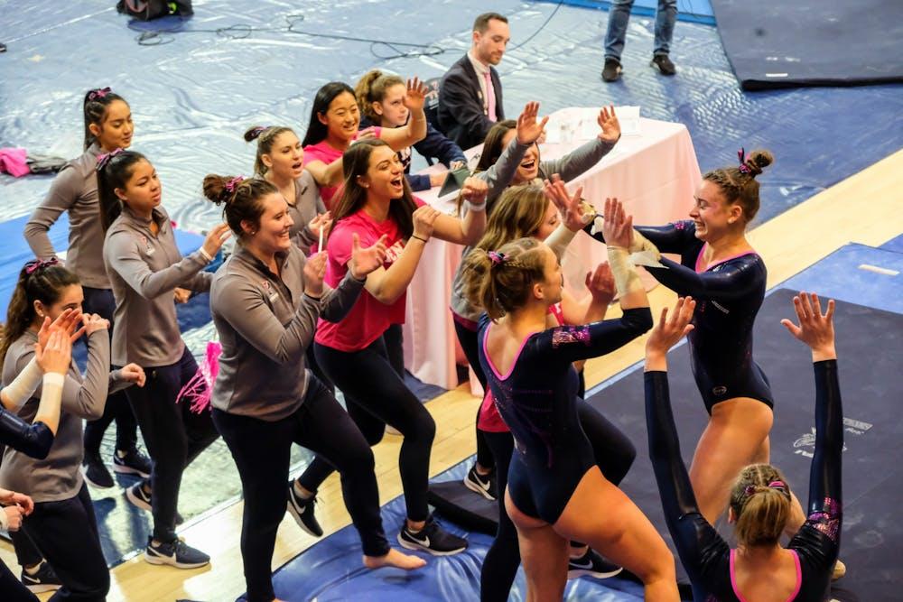gymnastics-vs-temple-celebration