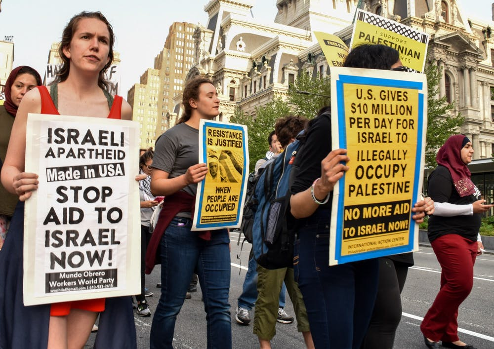 israel-palestine-protest