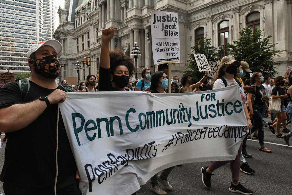 9-04-20-jacob-blake-philadelphia-black-lives-matter-penn-community-for-justice-fists-up