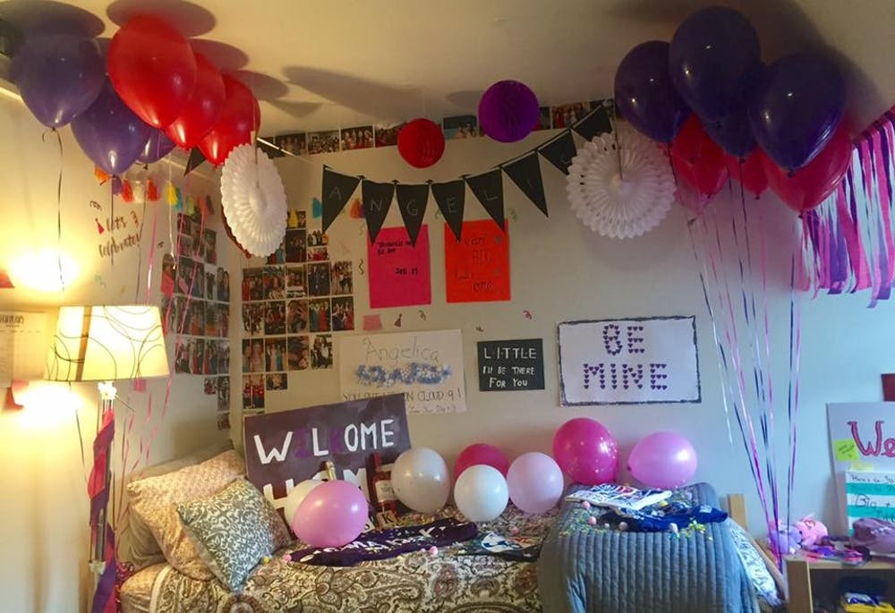 What it's like to be the roommate of a sorority 'Little