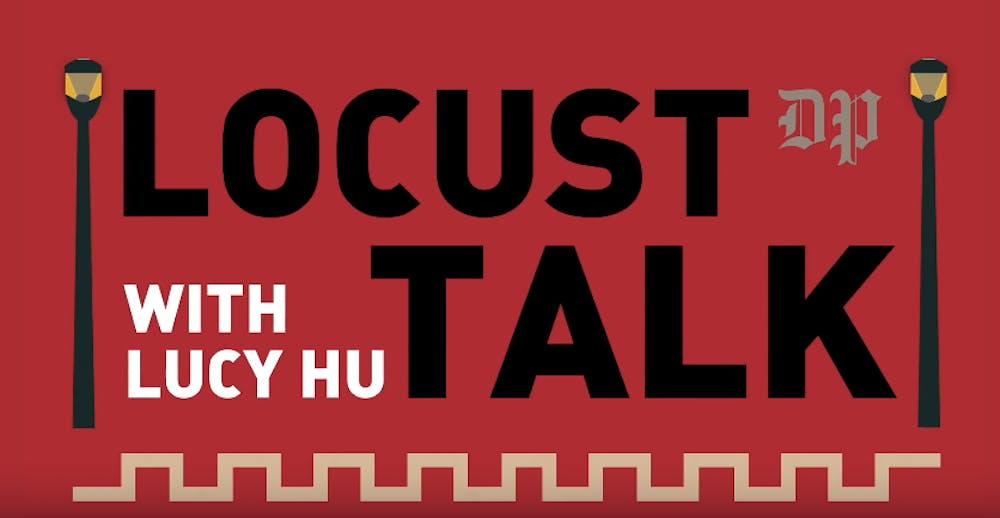 Locust Talk Titlecard