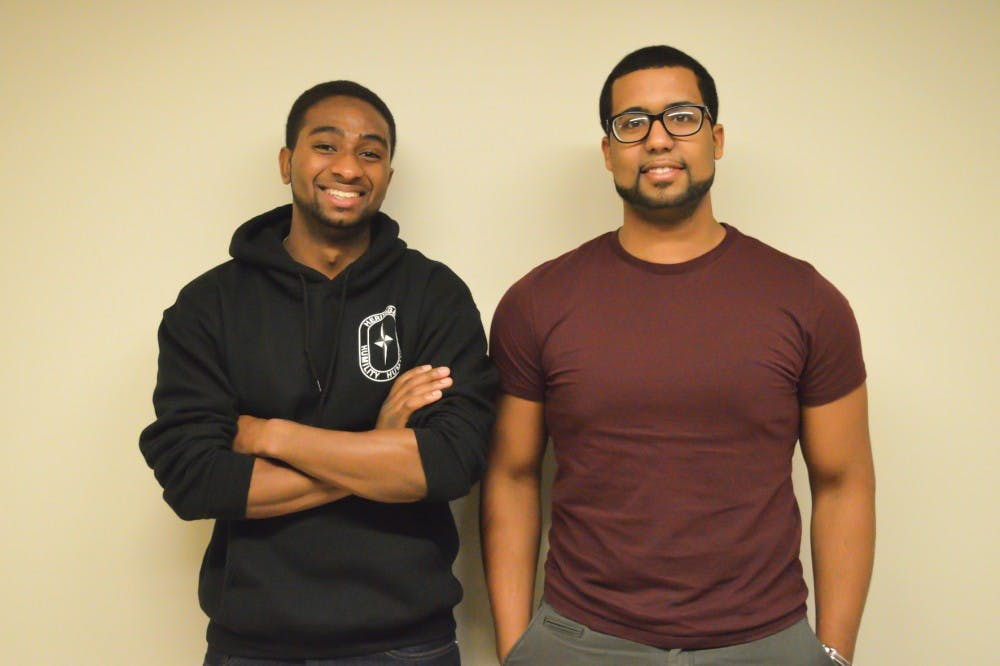 Engineering seniors Alberto Jimenez and Justin Gonsalves founded the Underrepresented Student Advisory Board for Engineers last December, and are now in the process of electing new memmbers like a mandated woman of color position.