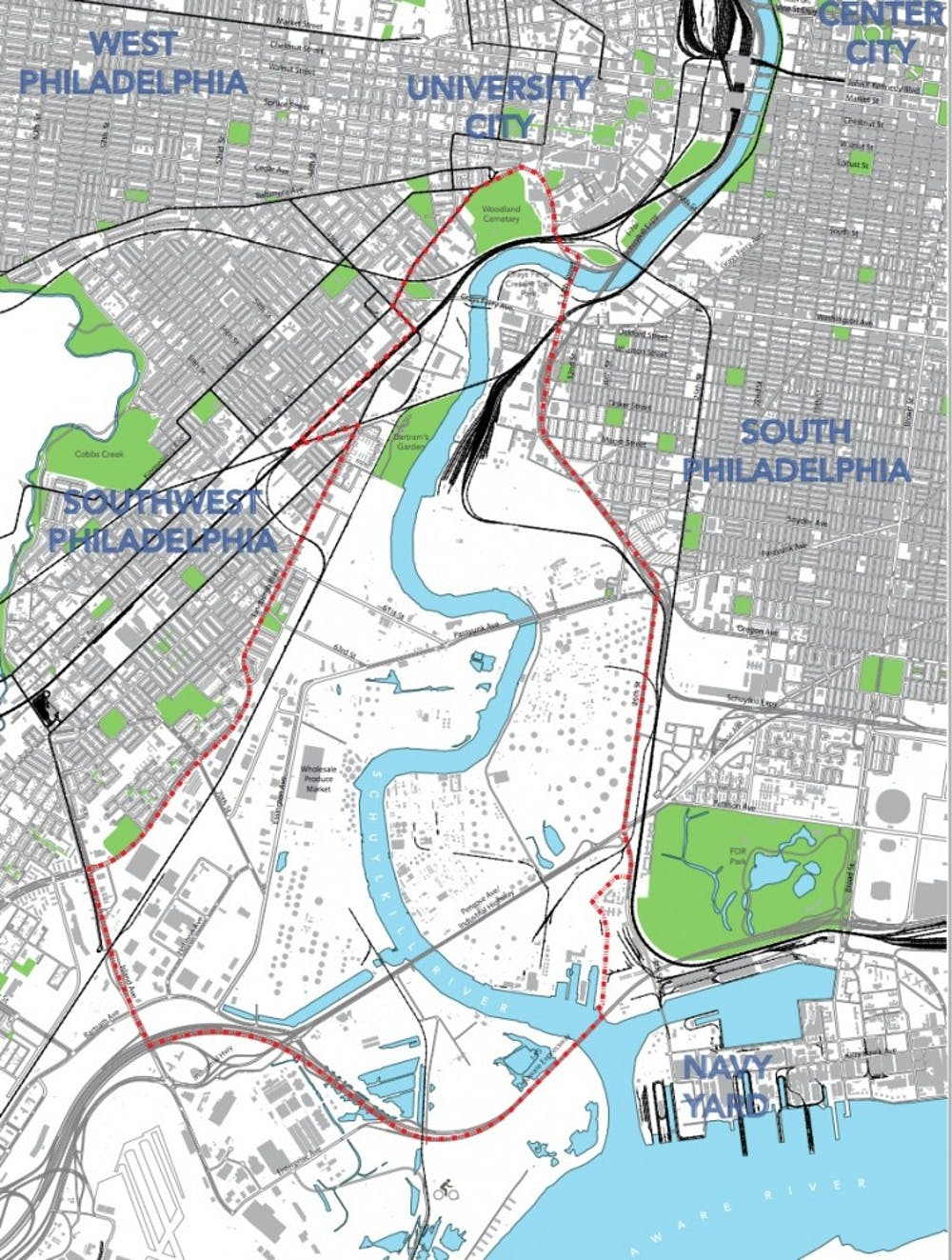 Drexel University takes steps to develop Schuylkill Rail Yards | The on