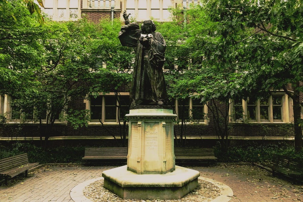 george-whitefield-statue-quad