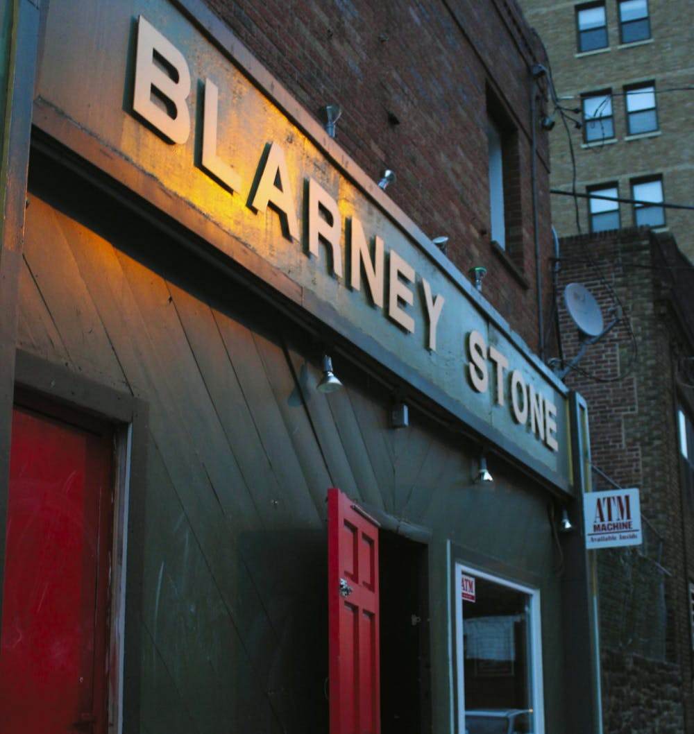 Liquor police cite 23 people at Blarney Stone | The Daily