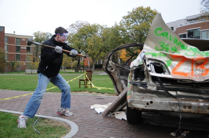 Photo gallery: ZBT Car Smash