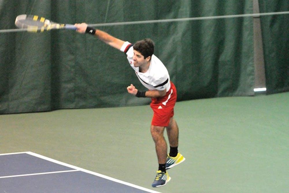 Men's Tennis vs Buffalo