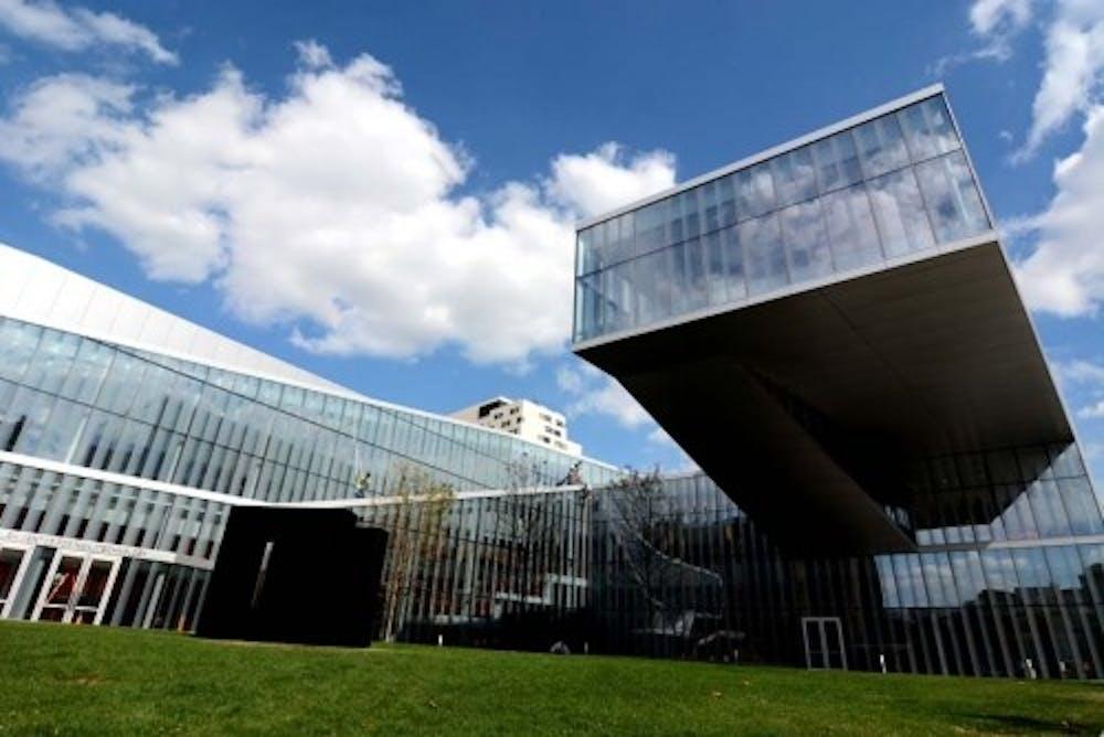 <p>Penn's Singh Nanotechnology Center has been awarded a 5 million grant to establish the Mid-Atlantic Nanotechnology Hub. |DP File Photo</p>