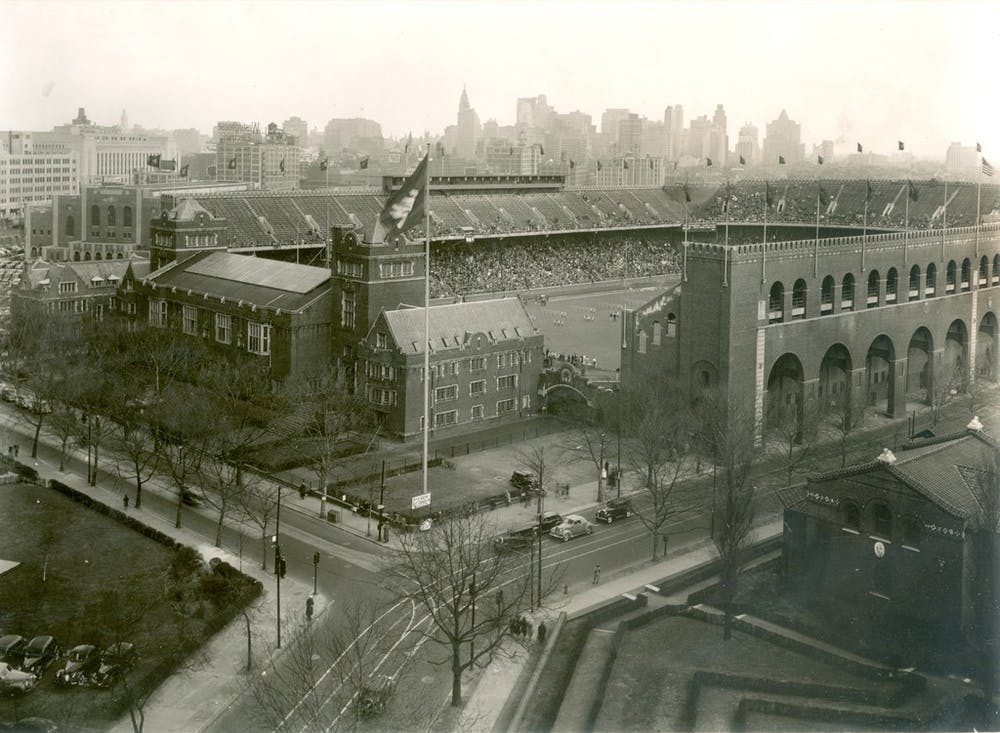 franklin-field-1930