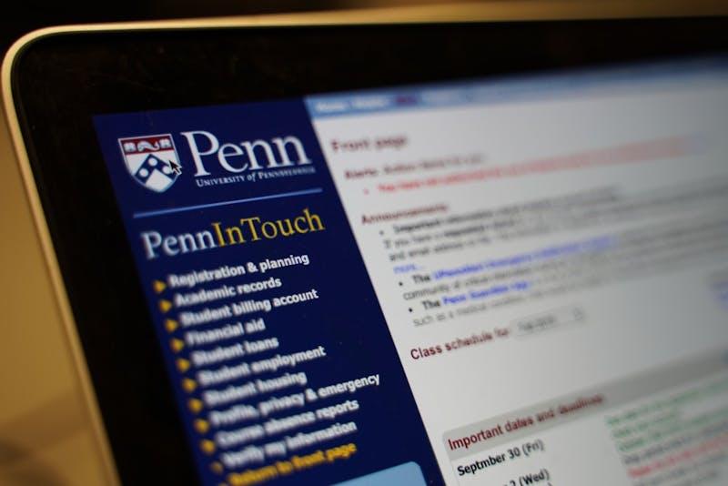 upenn penn in touch