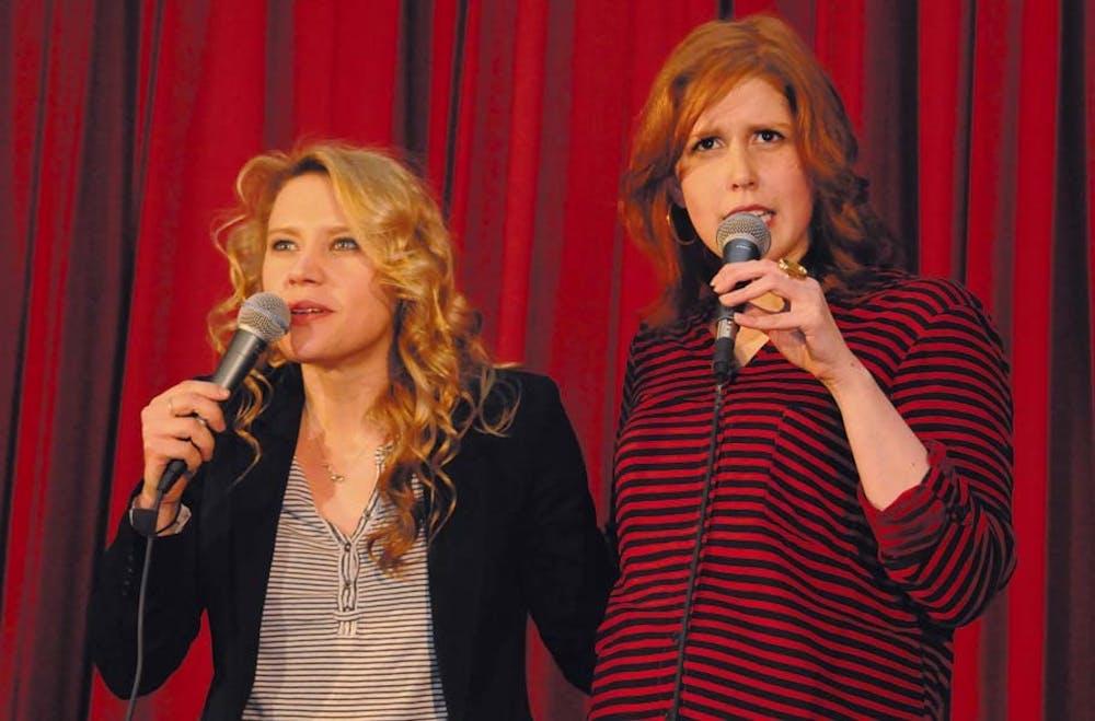 SPEC Does Comedy: Vanessa Bayer, Kate McKinnon, Nick Vatterott