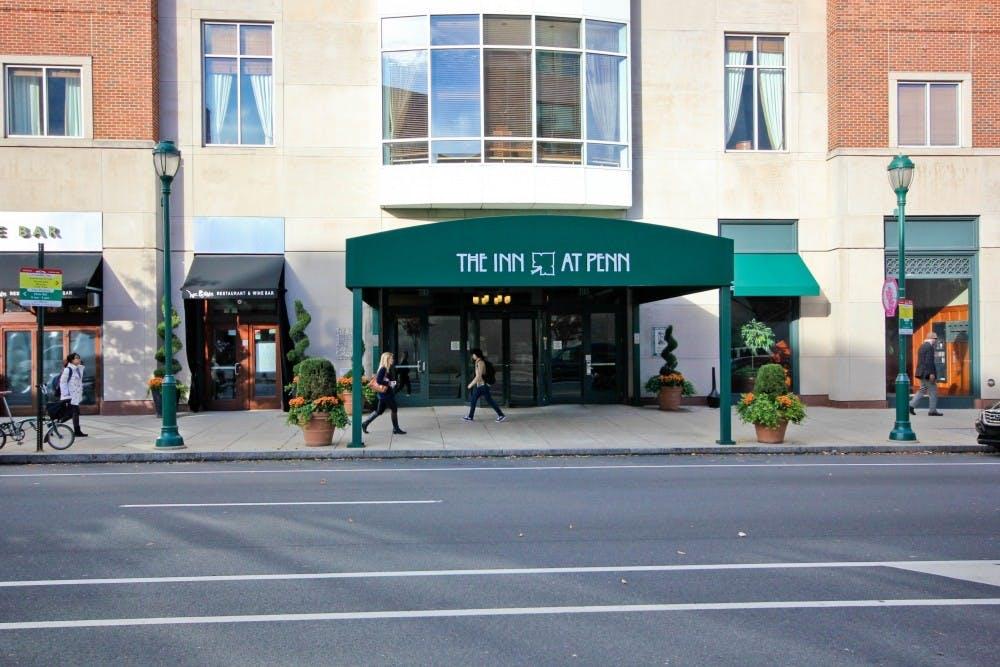 The Inn at Penn has housed Penne Restauarant & Wine Bar for 15 years.