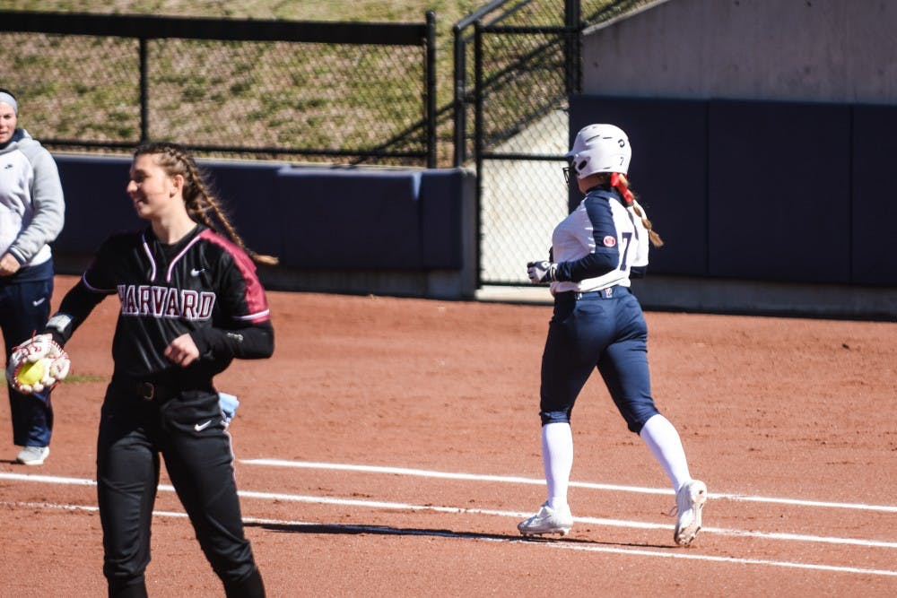 softball-vs-harvard-emma-nedley
