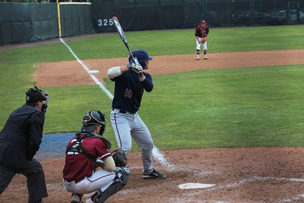 With a ridiculous stat line including ten hits, eight runs and six RBI in Penn baseball's four-game sweep of Princeton, senior outfielder Tim Graul is an easy choice as the Penn Athletics Weekend MVP.