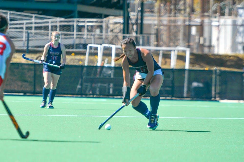 Penn field hockey enters crunch time with two season