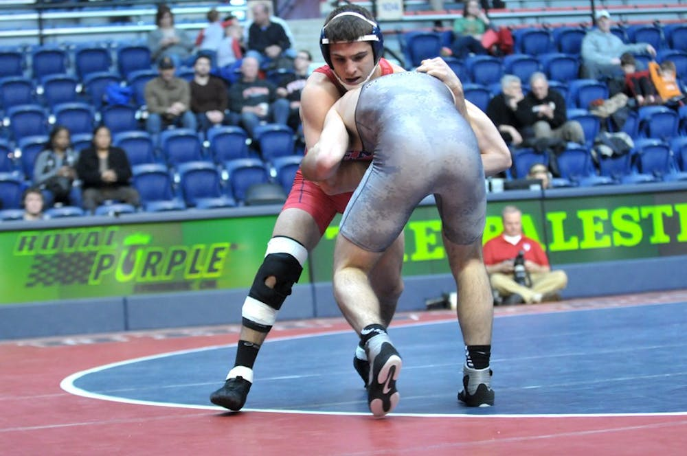 Men's Wrestling vs. Army