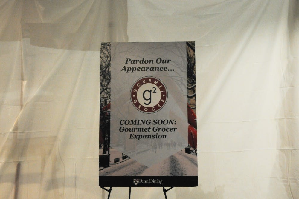 Gourmet Grocer, underneath the 1920 Commons dining hall, will be undergoing expansion.