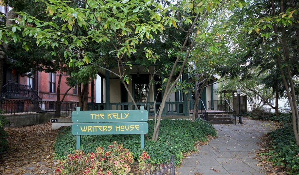 The Kelly Writers House makes students feel at home even before they arrive at Penn with individualized attention.