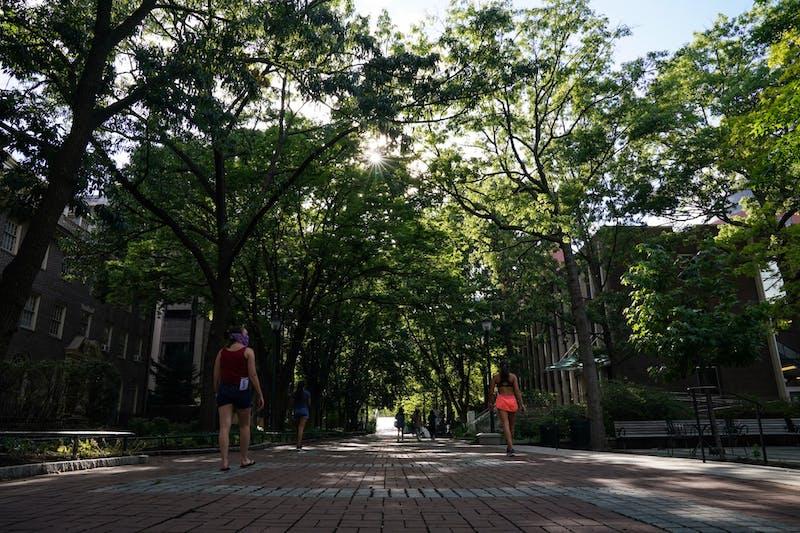 06-18-20 Locust Walk Summer Penn Campus (Chase Sutton).jpg