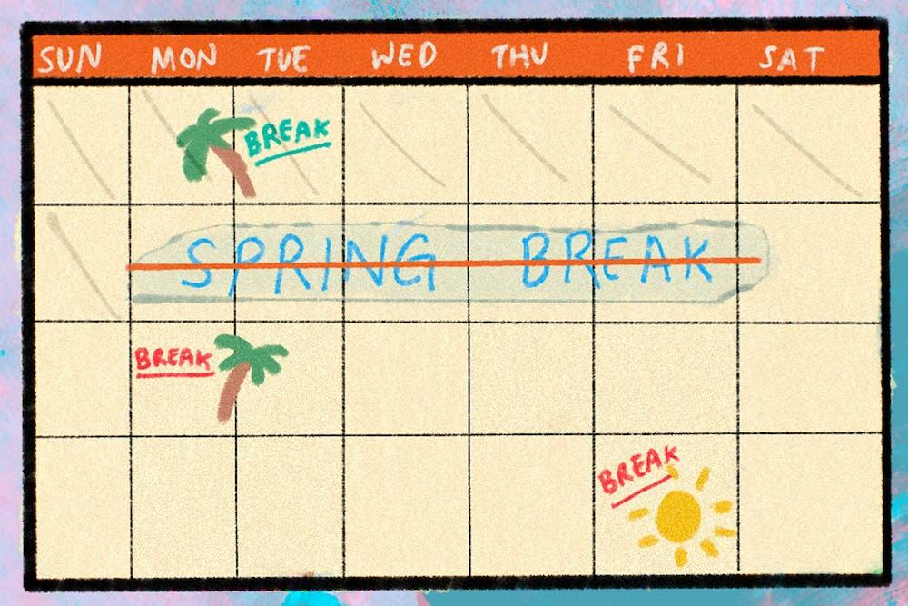 spring-breaks