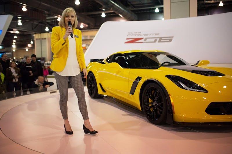 A Recap in Photos: Philly Auto Show