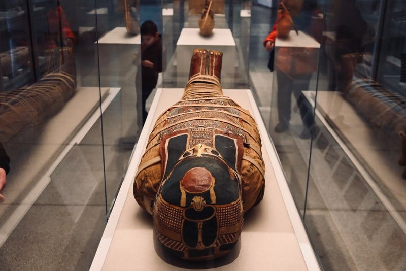 Photo Essay | Penn Museum's new Egyptian exhibit preserves mummies and rare artifacts
