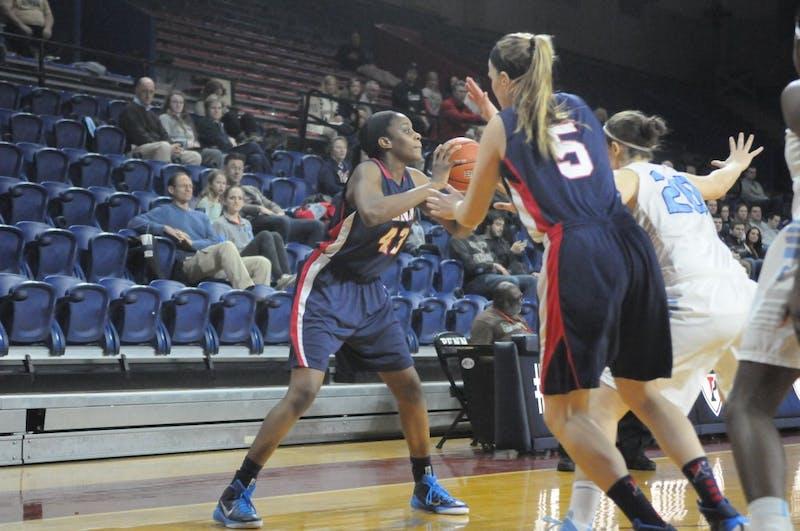 Photo recap: Penn women's basketball beats Columbia, 78-57