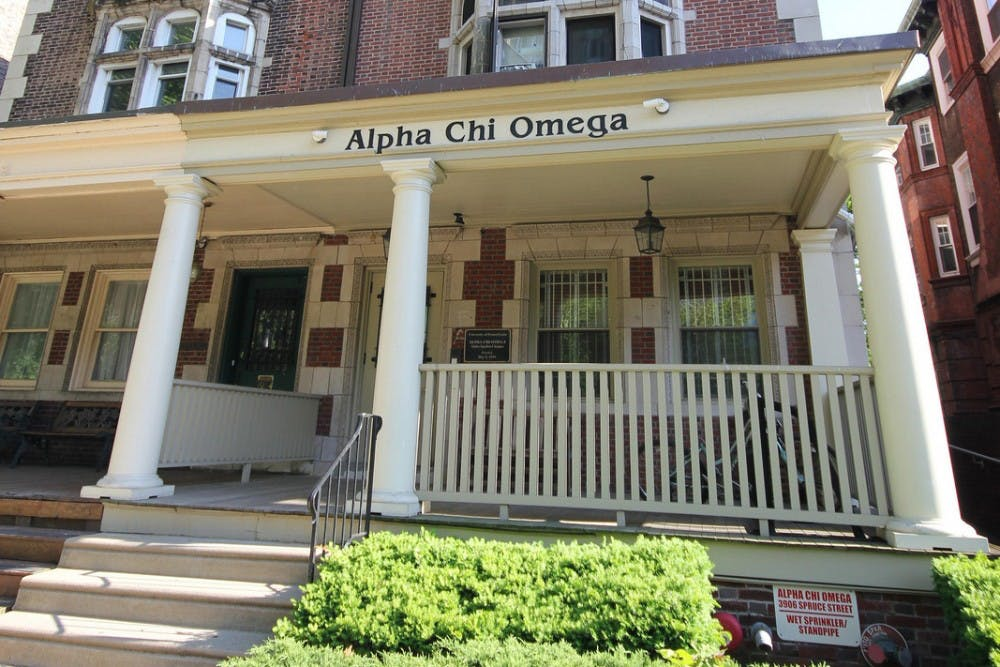 Alpha Chi Omega has made no tangible steps toward recolonizing since the vast majority of its members deactivated to join OAX last spring. | DP File Photo