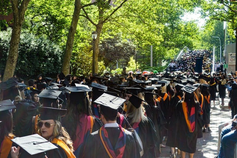 Photo Gallery | The 263rd Penn Commencement
