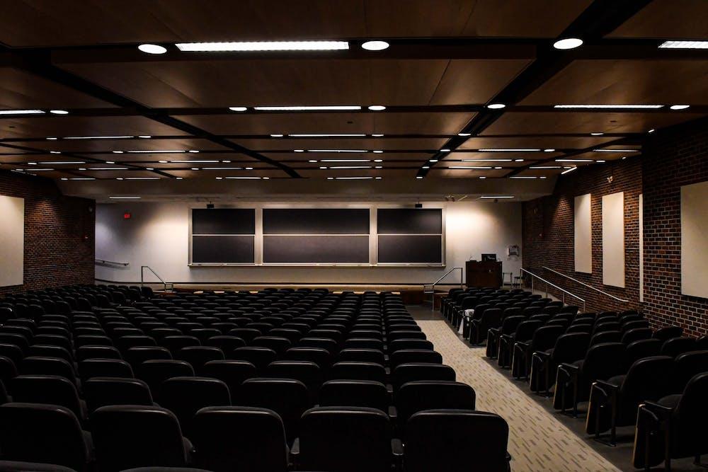 03-11-20-meyerson-empty-classroom-sukhmani-kaur