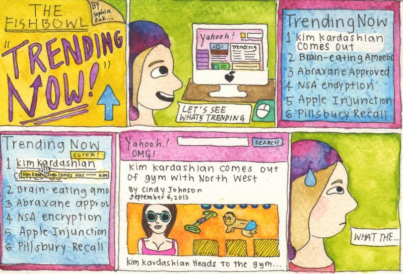 Comic | The Fishbowl