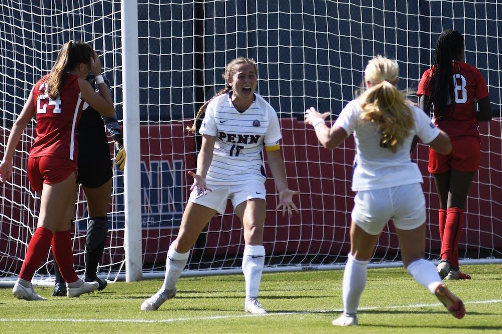 10-2-2021-womens-soccer-versus-cornell-emily-pringle-carol-gao