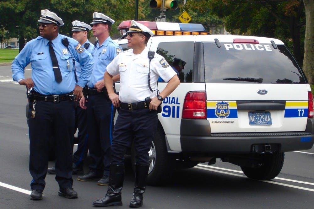 Philadephia Police