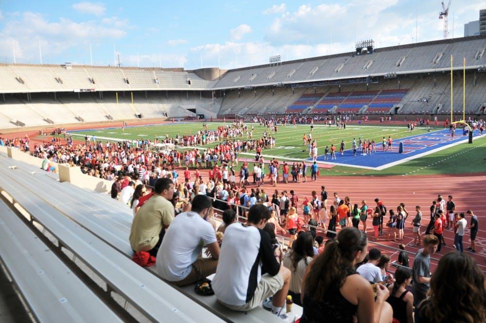 NSO Penn Athletics Picnic
