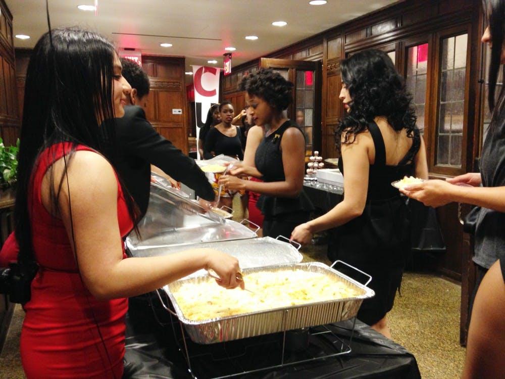 Sigma Lambda Upsilon celebrated its 25th anniversary with a banquet on Saturday night.