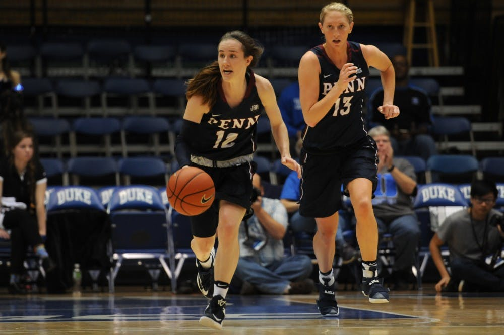 With 11 points, three rebounds, three assists and some aggressive defensive play, senior guard Kasey Chambers was one of several standouts in Penn women's basketball's 66-55 win over Yale.