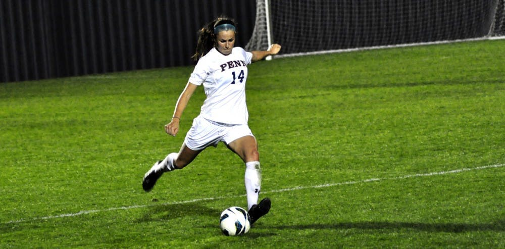 Upenn Women's Soccer defeats Brown 1-0!