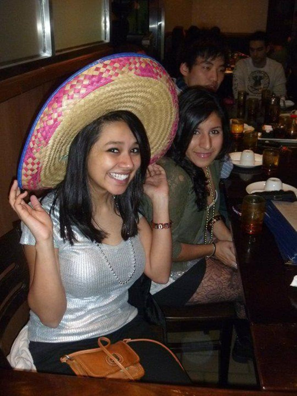Nursing junior Arya Singh (left) died on Feb. 8. She is remembered by her friends as loving and caring.