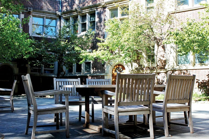 HOUSING GUIDE | Where to study in the college houses