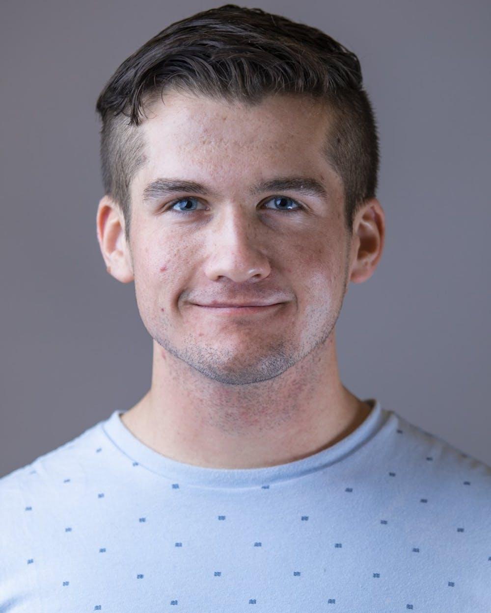 Tyler Larkworthy | Greek life promotes harmful ideas about gender