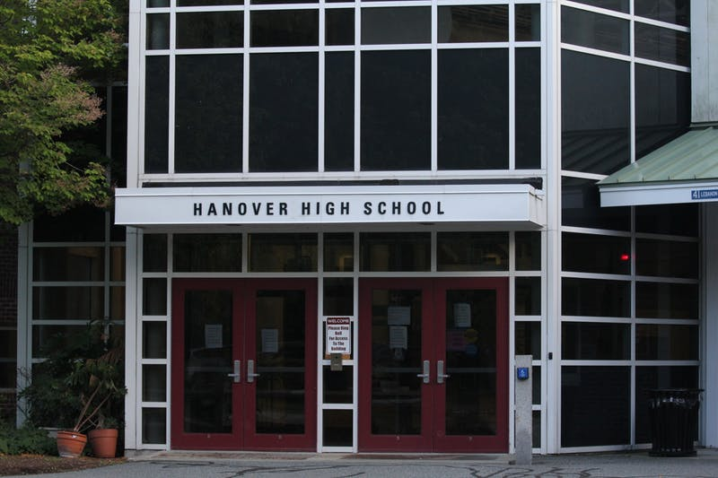 Hanover High School is one of the schools in the SAU 70 school district.
