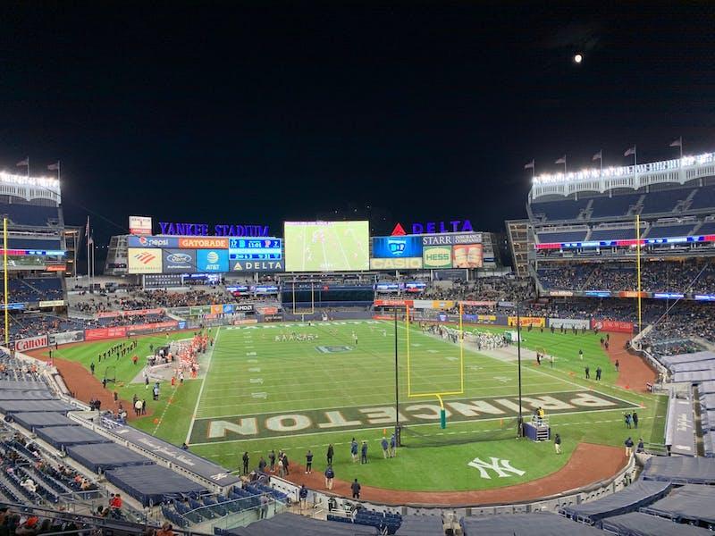 Yankee Stadium will soon be the new home of Ben Rice '22.