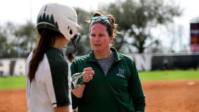Softball coach Jen Williams has adjusted her recruiting tactics due to the NCAA's restriction on in-person recruiting due to the coronavirus pandemic.