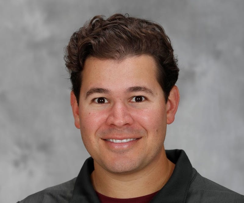 Jesse Moore comes to Dartmouth after three seasons as associate head coach for the swimming and diving program at the University of Minnesota.